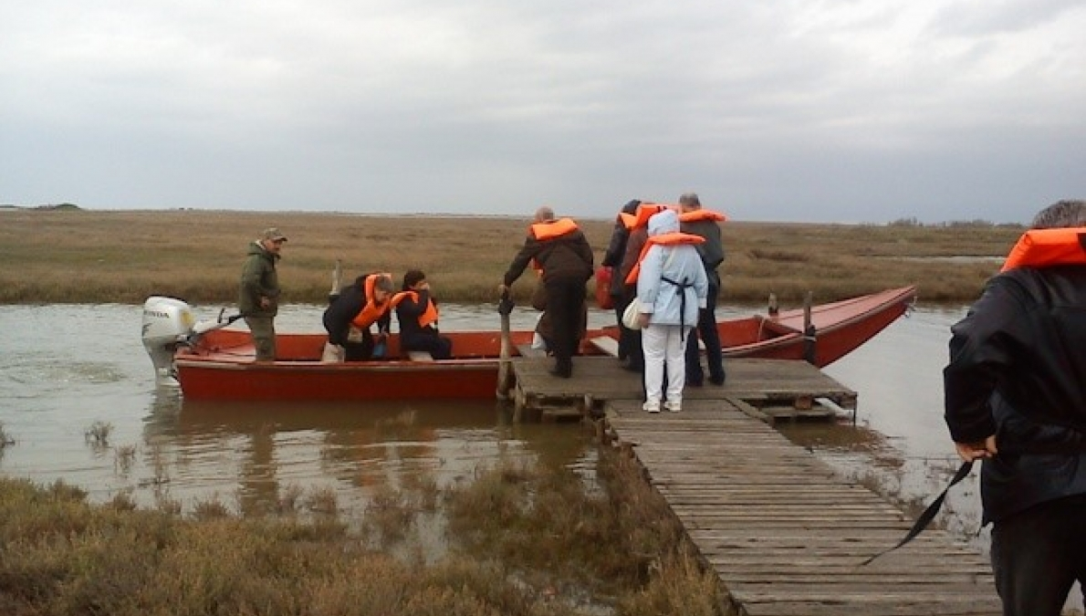 Tour of the Delta of Evros River
