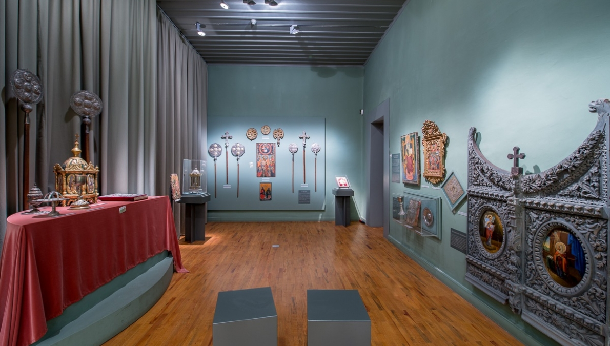 Църковен музей на митрополията на Александруполис