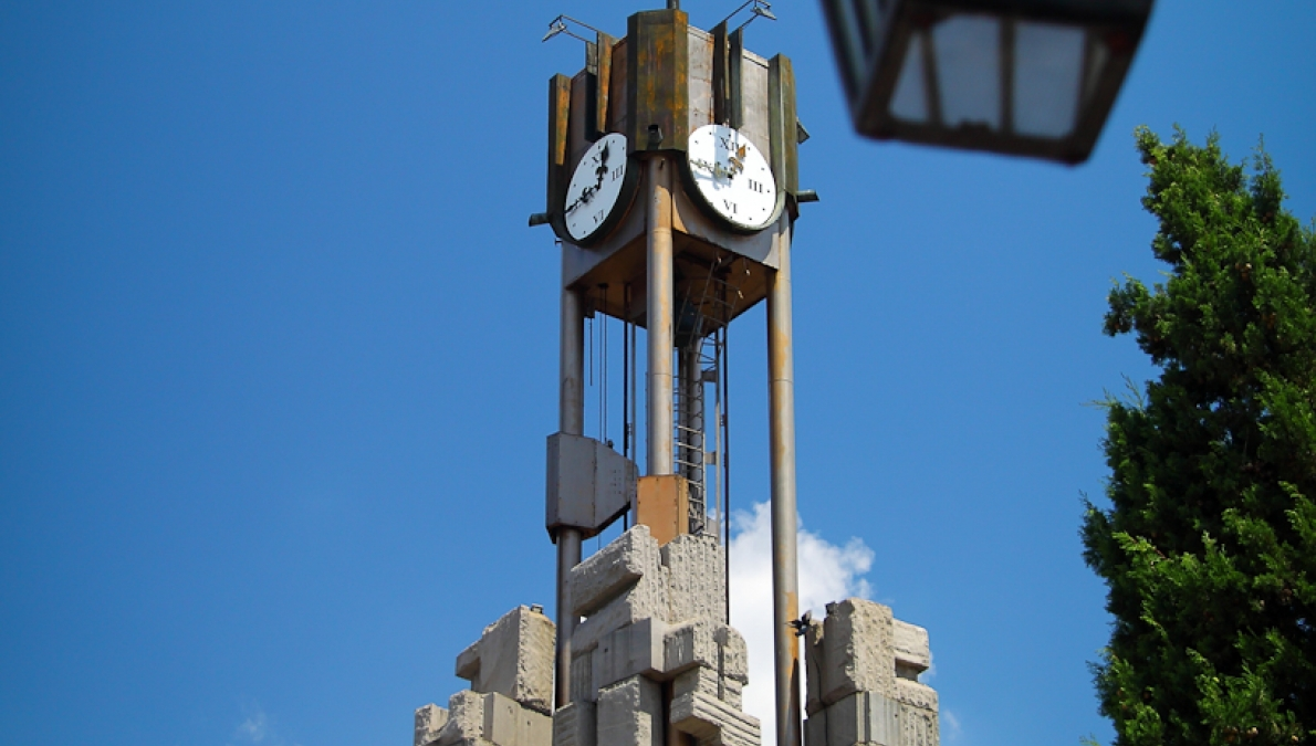 "Monument ""1000 years of Haskovo"""