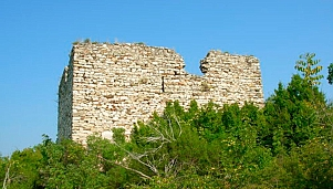 Fortress of Byalgrad, village of Gugutka