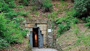 Thracian beehive tomb