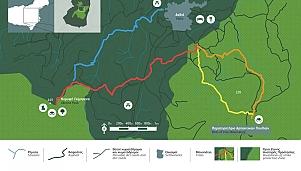 Защитена зона на гората Дадия