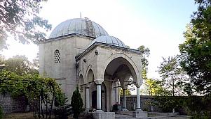 Osman Baba's Türbe, village of Teketo