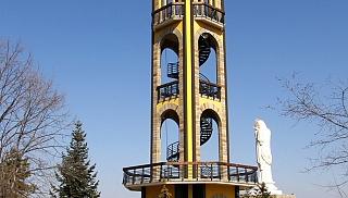 Bell tower, Haskovo