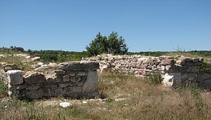 Archaeological complex Castra Rubra