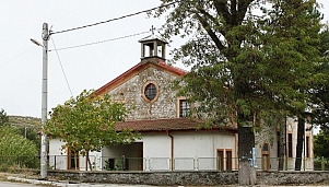 Saint Athanasius Church, village of Susam