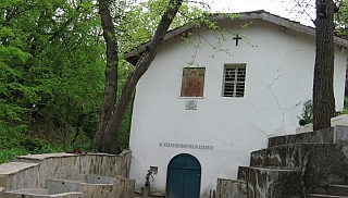 Holy Spring and Chapel of Saint Anna, village of Trakiets