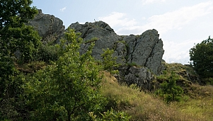 Dervish Mound, village of Dervishka Mogila