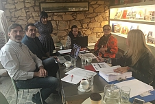 """THIRD MEETING PROJECT """"PROMOTION AND DEVELOPMENT OF NATURAL AND CULTURAL HERITAGE OF BULGARIAN – GREEK CROSS-BORDER REGION THROUGH SMART AND DIGITAL TOOLS"""", ACRONYM """"еTOURIST"""", SUBSIDY CONTRACT № В2.6С.07/09.10.2017"""