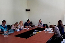 """SECOND MEETING PROJECT """"PROMOTION AND DEVELOPMENT OF NATURAL AND CULTURAL HERITAGE OF BULGARIAN – GREEK CROSS-BORDER REGION THROUGH SMART AND DIGITAL TOOLS"""", ACRONYM """"еTOURIST"""", SUBSIDY CONTRACT № В2.6С.07/09.10.2017"""