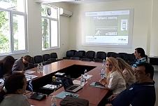 """Втора работна среща по Проект """"Промотиране и развитие на природното и културното наследство на българо-гръцкия трансграничен регион чрез интелигентни и електронни инструменти"""", с акроним """"Еtourist"""", договор за БФП № В2.6С.07/09.10.2017"""